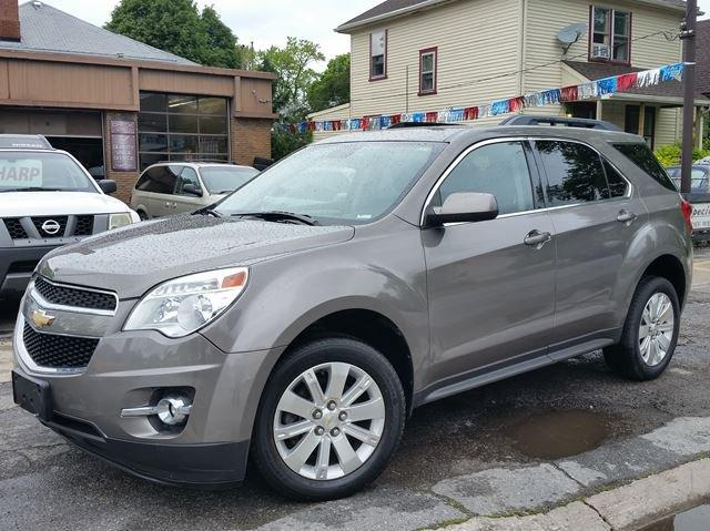2012 Chevrolet Equinox LT FWD with navigation