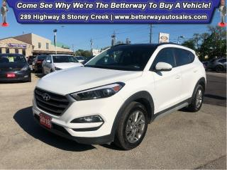 Used 2018 Hyundai Tucson SE| AWD| Backup Cam| Heat Seat Steer| Loaded! for sale in Stoney Creek, ON