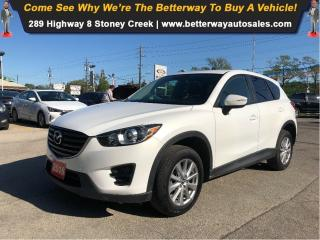 Used 2016 Mazda CX-5 GX| AWD| B-Tooth| Keyless Ent| PWR Options for sale in Stoney Creek, ON