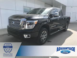 Used 2016 Nissan Titan XD for sale in Calgary, AB