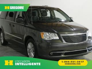 Used 2016 Chrysler Town & Country TOURING AC GR ELEC for sale in St-Léonard, QC