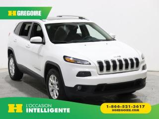 Used 2016 Jeep Cherokee NORTH 4X4 A/C TOIT for sale in St-Léonard, QC