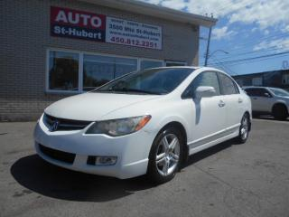Used 2008 Acura CSX GROUPE TECHNOLOGIE ** NAVIGATION/GPS ** for sale in St-Hubert, QC