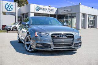 Used 2016 Audi S5 3.0T Progressiv *LEATHER* *HUGE SUNROOF* *NAVIGATION* *AWD* for sale in Surrey, BC