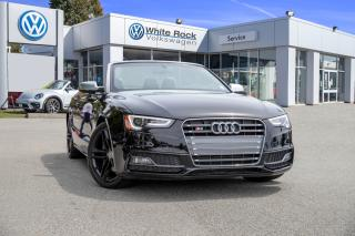 Used 2015 Audi S5 3.0T Technik *LEATHER* * NAVIGATION* *SUPERCHARGED* for sale in Surrey, BC