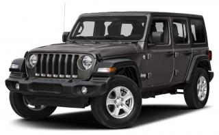 New 2019 Jeep Wrangler Unlimited Sahara - Leather Seats for sale in Surrey, BC