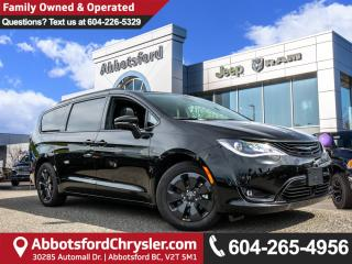 New 2019 Chrysler Pacifica Hybrid Limited -  Sunroof for sale in Abbotsford, BC