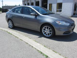 Used 2013 Dodge Dart SXT $7,995 +HST +LIC FEE / CLEAN CARFAX REPORT for sale in North York, ON