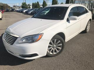 Used 2012 Chrysler 200 LX for sale in St-Eustache, QC