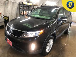 Used 2014 Kia Sorento EX * V6 * AWD* Panoramic Sunroof * Leather interior * Reverse camera * Heated front and rear seats/Steering * Power front seats with 2 memory settings for sale in Cambridge, ON