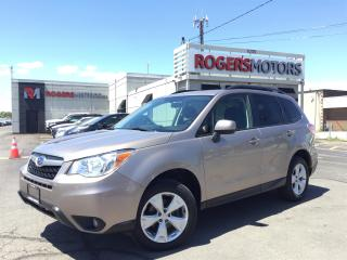 Used 2016 Subaru Forester 2.5I AWD - BLUETOOTH - REVERSE CAM for sale in Oakville, ON