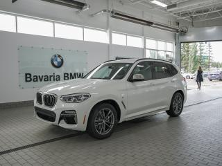 New 2019 BMW X3 M40i for sale in Edmonton, AB