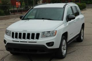Used 2013 Jeep Compass Sport/North 4x4 | AUTO | AC | CERTIFIED for sale in Waterloo, ON