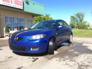 Used 2008 Mazda MAZDA3 GX for sale in Bolton, ON