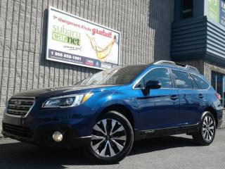 Used 2015 Subaru Outback Limited AWD for sale in Richelieu, QC