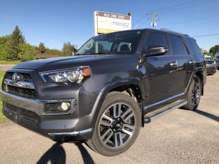Used 2014 Toyota 4Runner SR5 V6 Limited with NAV, Leather, Sunroof, Heated and Cooled Seats and More!! for sale in Kemptville, ON