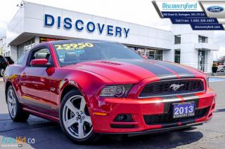 Used 2013 Ford Mustang GT for sale in Burlington, ON