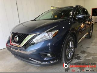 Used 2015 Nissan Murano SL for sale in Drummondville, QC
