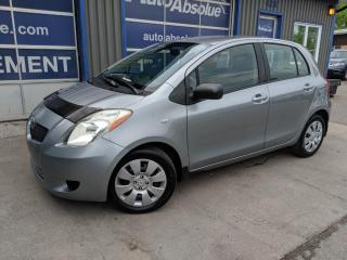 Used 2008 Toyota Yaris A/c + Gr. Elec for sale in Boisbriand, QC