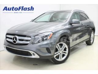 Used 2016 Mercedes-Benz GLA Premium-Plus for sale in St-Hubert, QC