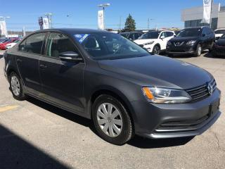 Used 2016 Volkswagen Jetta Trendline Plus 1.4t for sale in Gatineau, QC