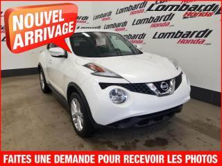 Used 2015 Nissan Juke SV/JAMAIS ACCIDENTÉ for sale in Montréal, QC
