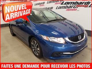 Used 2015 Honda Civic EX/AUTO./IMPECCABLE for sale in Montréal, QC