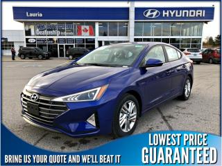 New 2020 Hyundai Elantra Preferred Auto w/ Remote Start for sale in Port Hope, ON