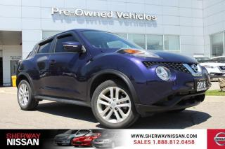 Used 2016 Nissan Juke for sale in Toronto, ON