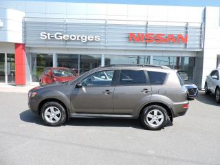 Used 2011 Mitsubishi Outlander 4 RM 4 portes LS for sale in St-Georges, QC