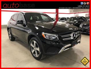 Used 2017 Mercedes-Benz GL-Class GLC300 4MATIC PREMIUM PLUS ACTIVE LED 360 CAM for sale in Vaughan, ON