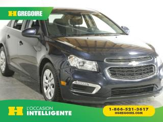 Used 2015 Chevrolet Cruze 1LT AC GR ELEC for sale in St-Léonard, QC