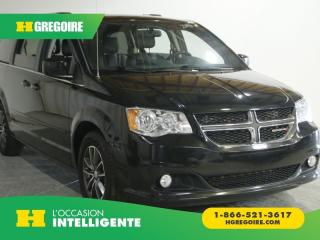 Used 2016 Dodge Grand Caravan SE AC GR ELEC 7 for sale in St-Léonard, QC