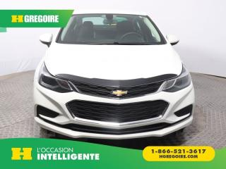 Used 2018 Chevrolet Cruze LT A/C GR ÉLECT for sale in St-Léonard, QC