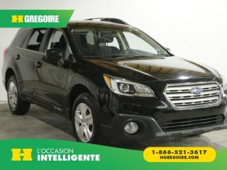 Used 2016 Subaru Outback 2.5I AWD AC GR for sale in St-Léonard, QC