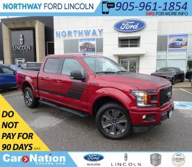 Used 2018 Ford F-150 XLT | NAV | SPECIAL EDITION | SPORT PKG | for sale in Brantford, ON