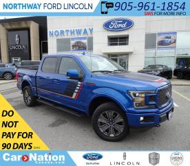 Used 2018 Ford F-150 Lariat | NAV | SPECIAL ED | TECH PKG | PANOROOF | for sale in Brantford, ON