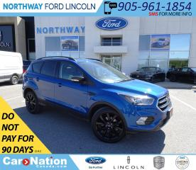 Used 2018 Ford Escape Titanium | AWD | NAV | PWR HTD SEATS | PANOROOF | for sale in Brantford, ON