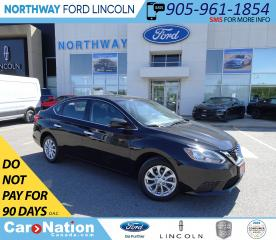 Used 2018 Nissan Sentra SV | HTD SEATS | PUSH START | SUNROOF | for sale in Brantford, ON