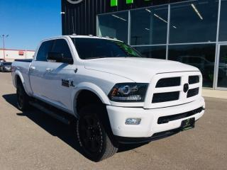 Used 2017 RAM 2500 Laramie, Navigation, Leather Seats for sale in Ingersoll, ON