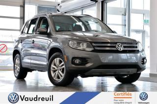 Used 2015 Volkswagen Tiguan Volkswagen Tiguan Trendline *** Réservé for sale in Vaudreuil-Dorion, QC