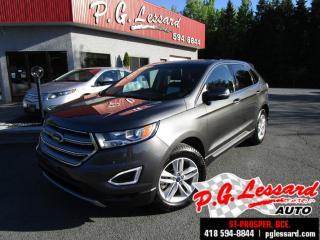 Used 2017 Ford Edge Sel Awd V6 3.5 L for sale in St-Prosper, QC