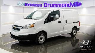 Used 2015 Chevrolet Express CITY LS + GARANTIE + INT. 3 455L + A/C + for sale in Drummondville, QC