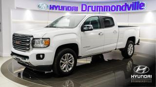 Used 2017 GMC Canyon GARANTIE + CUIR + MAGS + BLUETOOTH + WOW for sale in Drummondville, QC