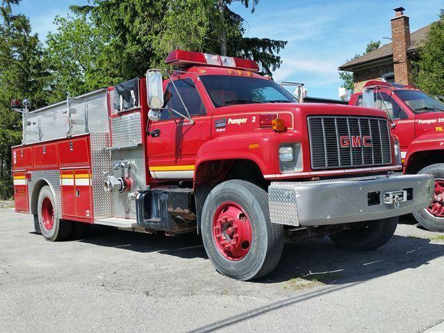 1999 GMC C8500