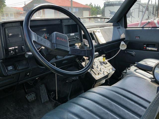 1991 GMC 7500