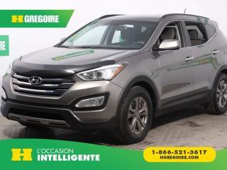 Used 2013 Hyundai Santa Fe GL A/C GR ELECT MAGS for sale in St-Léonard, QC