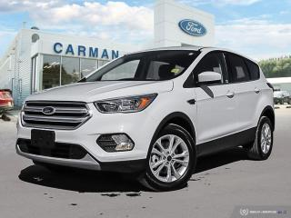 New 2019 Ford Escape SE 4WD for sale in Carman, MB