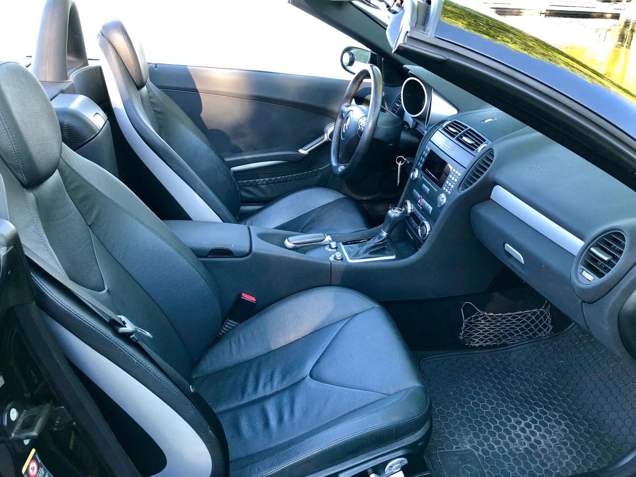 2006 Mercedes-Benz SLK