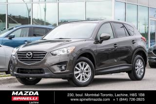 Used 2016 Mazda CX-5 Gs Cx- Awd T.ouvrant for sale in Lachine, QC